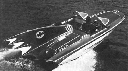 Bote Exclusivo para Batman