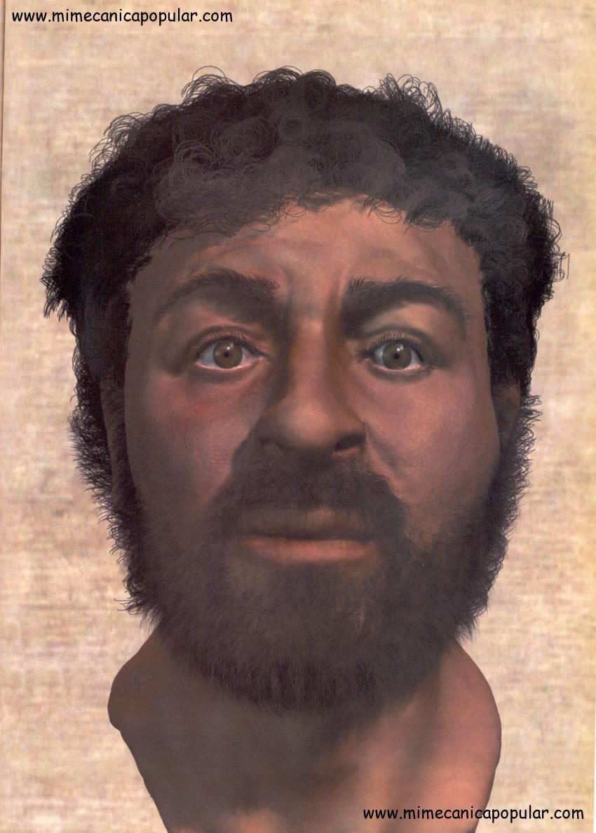 El Verdadero Rostro de Jesús