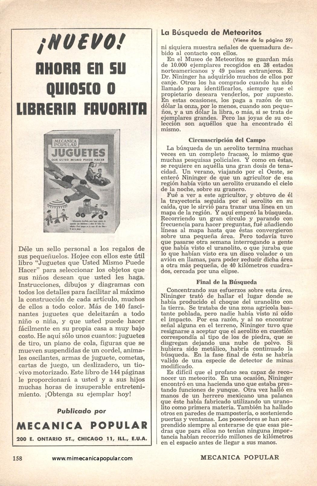 La búsqueda de meteoritos. Busqueda_de_meteoritos_junio_1958-03g