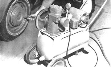 Cómo Construir Un Compresor De Aire De Bajo Costo