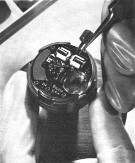 reloj Accutron Bulova