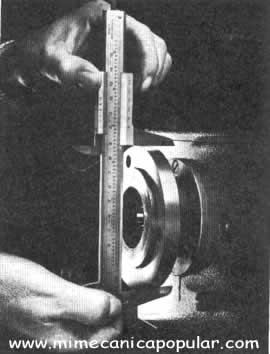 Los calibradores a menudo tienen una exactitud de una milésima de pulgada, lo que resulta más que adecuado para la mayoria de los trabajos