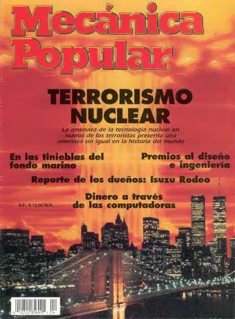 Mecánica Popular -  Abril 1996